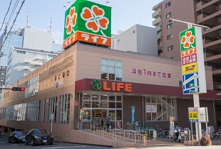 ライフ 土佐堀店
